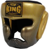 Шлем боксерский Top King Boxing Super Star - Gold