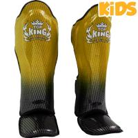 Детские шингарды Top King Boxing Super Star - Black/Gold