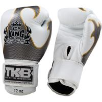 Перчатки боксерские Top King Boxing Empower Creativity - White/Silver