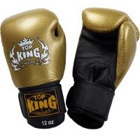 Перчатки боксерские Top King Boxing Empower Creativity - Gold/Black