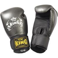 Перчатки боксерские Top King Boxing Empower Creativity- Silver/Black