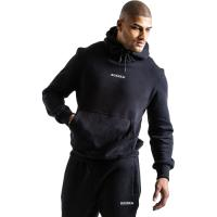 Худи BoxRaw Johnson - Black