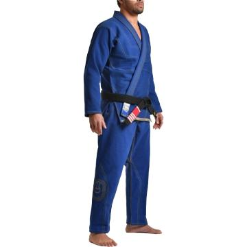 Ги для BJJ Grips Athletics Cali 99 - Blue | Фото 2