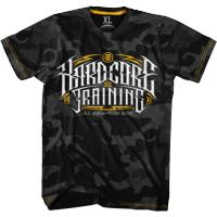 Футболка Hardcore Training Retro Sign 2.0 Camo