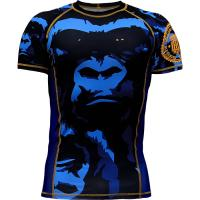 Рашгард Hardcore Training Gorilla Short Sleeve