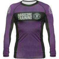 Рашгард Hardcore Training Recruit - Purple