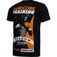 Футболка Hardcore Training Shadow Boxing - Black