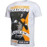 Футболка Hardcore Training Shadow Boxing - White