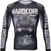 Рашгард Hardcore Training х Ground Shark The Moment of Truth