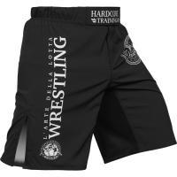 Шорты ММА Hardcore Training Wrestling - Black