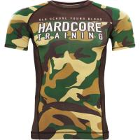 Рашгард Hardcore Training Forest Camo SS