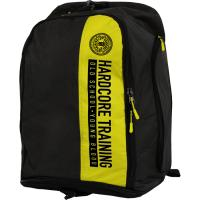 Сумка-рюкзак Hardcore Training Graphite Black/Yellow