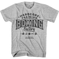 Футболка Hardcore Training Boxing Factory 2 - Grey