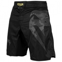 Шорты ММА Venum Light 3.0 - Black/Gold