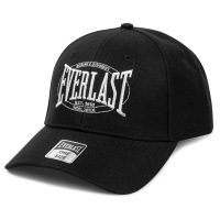 Бейсболка Everlast Authentic Logo - Черный