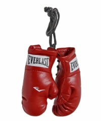 Брелок Everlast Mini Boxing Glove In Pairs - Красный