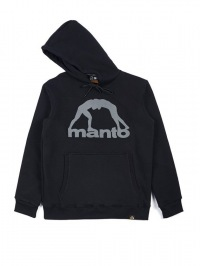 Худи Manto Vibe 20 - Black Reflective