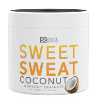 Мазь термогеник Sweet Sweat Jar XL Coconut (383 гр.)