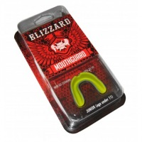 Капа Flamma Blizzard - Grey/Yellow