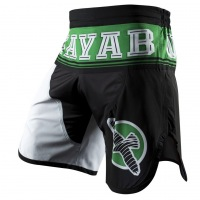 Шорты Hayabusa Flex Factor - Green/Black