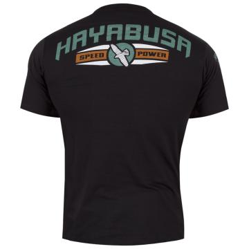 Футболка Hayabusa Raging Bull - Black/Orange | Фото 1