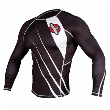 Рашгард Hayabusa Recast Long Sleeve - Black/White