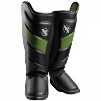 Шингарды Hayabusa T3 - Black/Green