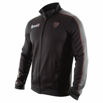 Олимпийка Hayabusa Track Jacket - Black/Grey