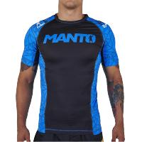 Рашгард Manto Victory - Black/Blue
