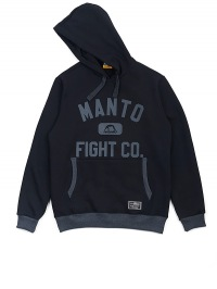 Толстовка Manto Fight Co - Black