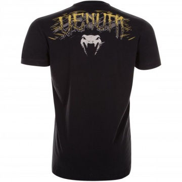 Футболка Venum Viking - Black | Фото 2