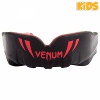 Капа Детская Venum Challenger - Black/Red