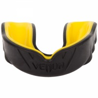 Капа Venum Challenger - Black/Yellow