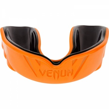 Капа Venum Challenger - Orange/Black