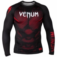 Рашгард Venum NoGi 2.0 Long Sleeves - Black