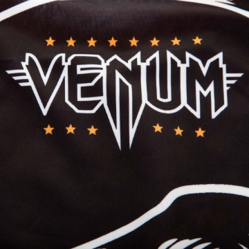 Рашгард Venum Tiger - Black/Orange | Фото 9