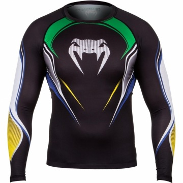 Рашгард Venum Brazilian Hero Long Sleeves