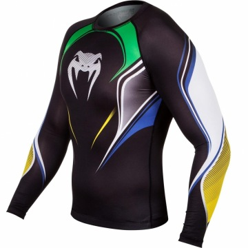 Рашгард Venum Brazilian Hero Long Sleeves | Фото 4