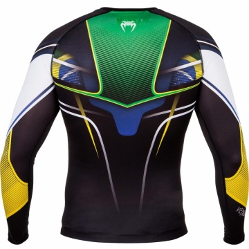 Рашгард Venum Brazilian Hero Long Sleeves | Фото 2