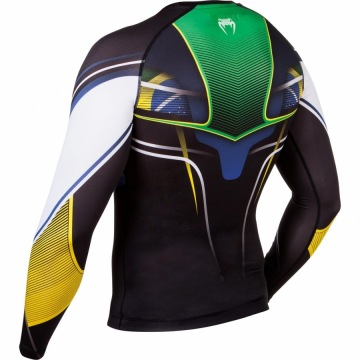 Рашгард Venum Brazilian Hero Long Sleeves | Фото 6