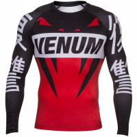 Рашгард Venum Revenge - Black/Red