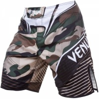Шорты Venum Camo Hero - Green/Brown