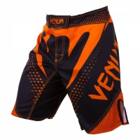 Шорты Venum Hurricane - Black/Neo Orange