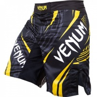 Шорты Venum Lyoto Machida Ryujin - Black/Yellow