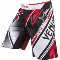 Шорты Venum Wand's Conflict - Black/Ice/Red
