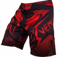 Шорты ММА Venum Shadow Hunter - Black/Red
