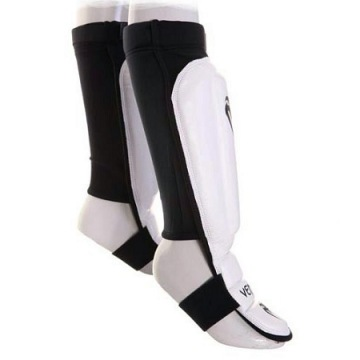 Шингарды Venum 360 MMA Shinguards - White | Фото 1