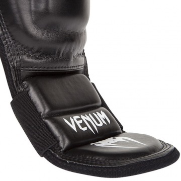 Шингарды Venum 360 MMA Shinguards - Black | Фото 3