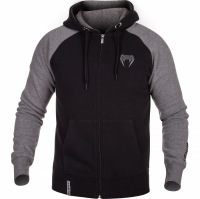 Толстовка Venum Contender - Black/Grey